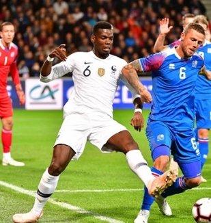 อ่าน ข่าว ฝรั่งเศส  2-2 ไอซ์แลนด์