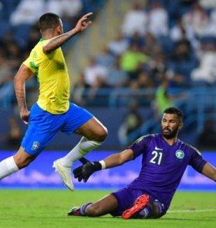 อ่าน ข่าว ซาอุดีอาระเบีย 0-2 บราซิล