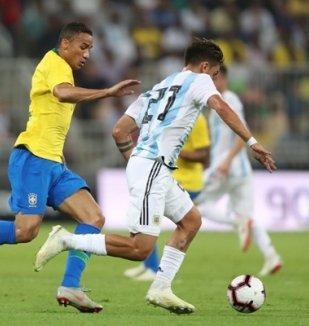 อ่าน ข่าว บราซิล 1-0 อาร์เจนตินา