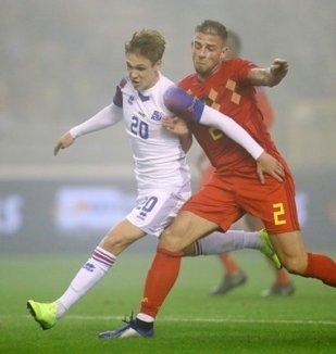 อ่าน ข่าว เบลเยียม 2-0 ไอซ์แลนด์