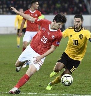 อ่าน ข่าว สวิตเซอร์แลนด์ 5-2 เบลเยียม