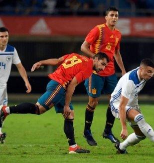 อ่าน ข่าว สเปน 1-0 บอสเนีย เฮอร์เซโกวีนา