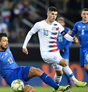 อ่าน ข่าว อิตาลี 1-0 สหรัฐอเมริกา