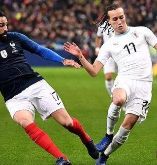 อ่าน ข่าว ฝรั่งเศส 1-0 อุรุกวัย