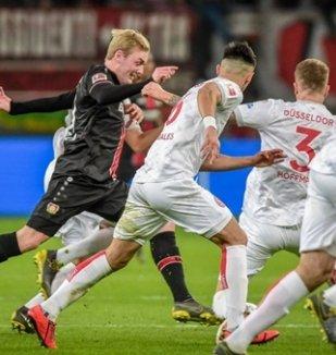 อ่าน ข่าว เลเวอร์คูเซ่น 2-0 ฟอร์ทูน่า ดุสเซลดอร์ฟ