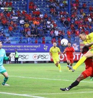 อ่าน ข่าว พีทีที ระยอง 0-0 สุโขทัย เอฟซี