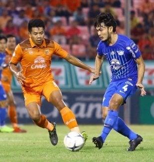 อ่าน ข่าว สุโขทัย เอฟซี 0-0 ชลบุรี เอฟซี