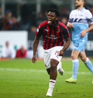 อ่าน ข่าว เอซี มิลาน 1-0 ลาซิโอ