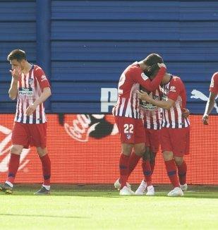 อ่าน ข่าว เออิบาร์ 0-1 แอตเลติโก มาดริด
