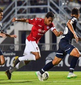 อ่าน ข่าว สุพรรณบุรี เอฟซี 0-0 เอสซีจี เมืองทอง ยูไนเต...