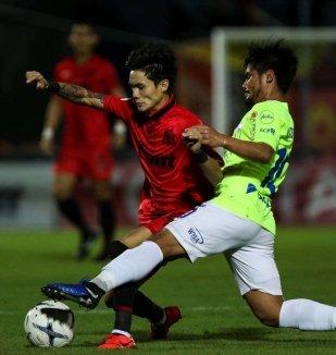 อ่าน ข่าว พีทีที ระยอง 1-0 ชลบุรี เอฟซี