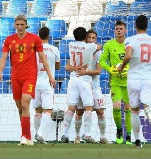 อ่าน ข่าว สเปน 2-1 เบลเยียม