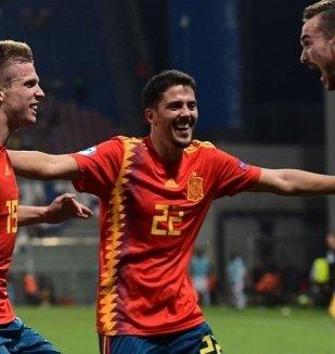 อ่าน ข่าว สเปน 4-1 ฝรั่งเศส