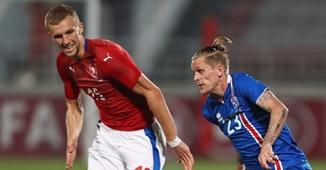 ไอซ์แลนด์ 1-2 สาธารณรัฐเช็ก