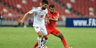 สิงคโปร์ 0-1 เลบานอน