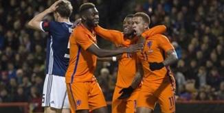 สกอตแลนด์ 0-1 เนเธอร์แลนด์