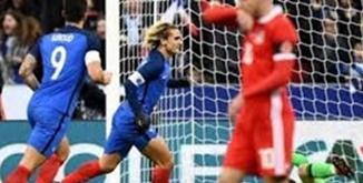 ฝรั่งเศส 2-0 เวลส์