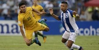 ฮอนดูรัส 0-0 ออสเตรเลีย