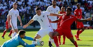นิวซีแลนด์ 0-0 เปรู