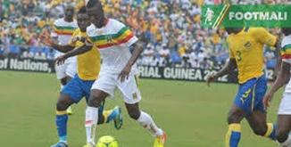 กาบอง 0-0 มาลี