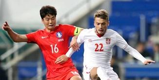 เกาหลีใต้ 1-1 เซอร์เบีย