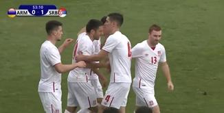 อาร์เมเนีย 0-1 เซอร์เบีย