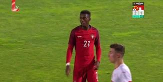 โปรตุเกส 1-1 สวิตเซอร์แลนด์