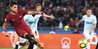 โรม่า 2-1 ลาซิโอ