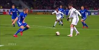 โลโคโมทีฟ มอสโก 2-1 เอฟซี โคเปนเฮเก้น