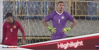 ไฮไลท์ฟุตบอล ลาว 1-3 ฟิลิปปินส์