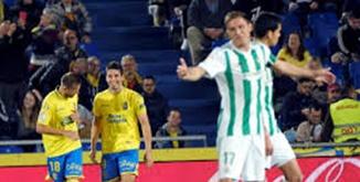 ไฮไลท์ฟุตบอล ลาส พัลมาส 1-0 เรอัล เบติส