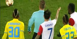 ไฮไลท์ฟุตบอล สลาเวีย ปราก vs อัสตาน่า