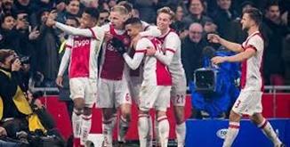ไฮไลท์ฟุตบอล อาแจ็กซ์ อัมสเตอร์ดัม 3-0 พีเอสวี ไอน...