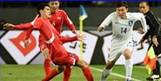 ไฮไลท์ฟุตบอล เกาหลีเหนือ 0-1 เกาหลีใต้