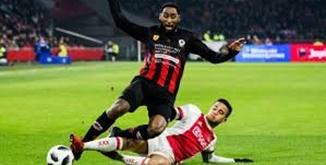 ไฮไลท์ฟุตบอล อาแจ็กซ์ อัมสเตอร์ดัม 3-1 เอ็กเซลซิเอ...