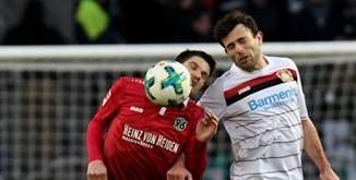 ไฮไลท์ฟุตบอล ฮันโนเวอร์ 96 4-4 เลเวอร์คูเซ่น