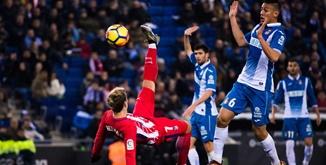 ไฮไลท์ฟุตบอล เอสปันญ่อล 1-0 แอตเลติโก มาดริด