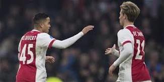 ไฮไลท์ฟุตบอล อาแจ็กซ์ อัมสเตอร์ดัม 3-1 วิลเล่ม ทเว