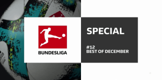 ไฮไลท์ฟุตบอล Bundesliga Special – Best of December