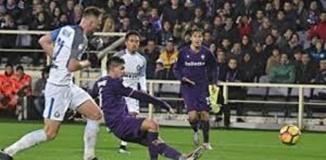 ไฮไลท์ฟุตบอล ฟิออเรนติน่า 1-1 อินเตอร์ มิลาน