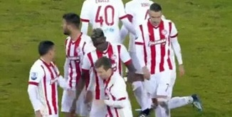 ไฮไลท์ฟุตบอล ลาร์ริซซ่า 0-3 โอลิมเปียกอส