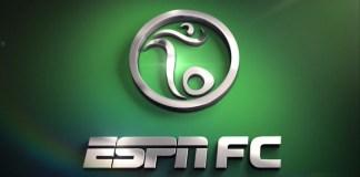 <h5 class='title_clip'>ไฮไลท์ฟุตบอล ESPN FC – 13th January 2018</h5>
