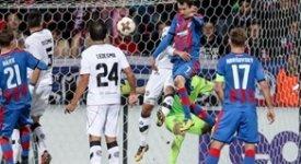 ไฮไลท์ฟุตบอล วิคตอเรีย พัลเซ่น 4-1 ลูกาโน