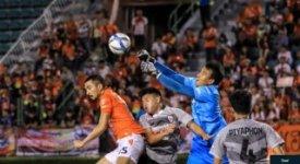 ไฮไลท์ฟุตบอล ราชบุรี มิตรผล เอฟซี 0-1 เชียงราย ยูไนเต็ด