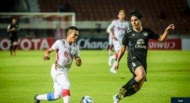 ไฮไลท์ฟุตบอล สุพรรณบุรี เอฟซี 1-1 แบงค็อก ยูไนเต็ด