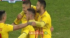 ไฮไลท์ฟุตบอล โรมาเนีย 2-0 ตุรกี