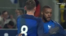ไฮไลท์ฟุตบอล ฝรั่งเศส 3-0 บัลแกเรีย