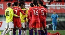 ไฮไลท์ฟุตบอล เกาหลีใต้ 2-1 โคลอมเบีย