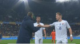 ไฮไลท์ฟุตบอล ยูเครน 2-1 สโลวาเกีย