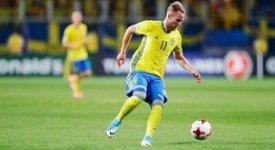 ไฮไลท์ฟุตบอล ฮังการี 2-2 สวีเดน